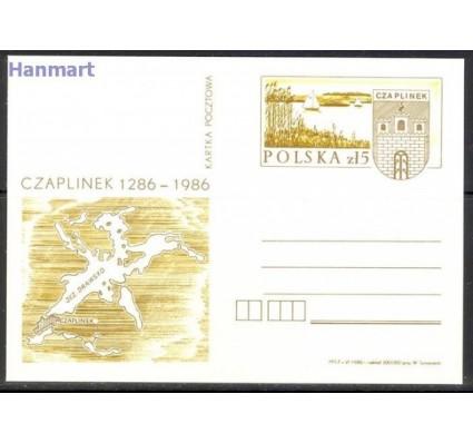 Polska 1986 Fi Cp 933 Całostka pocztowa