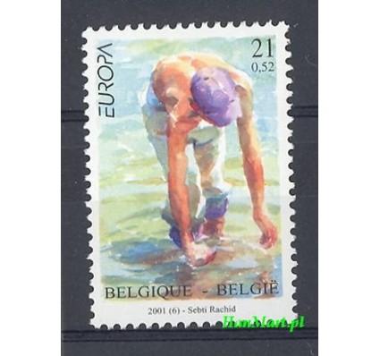 Znaczek Belgia 2001 Mi 3039 Czyste **