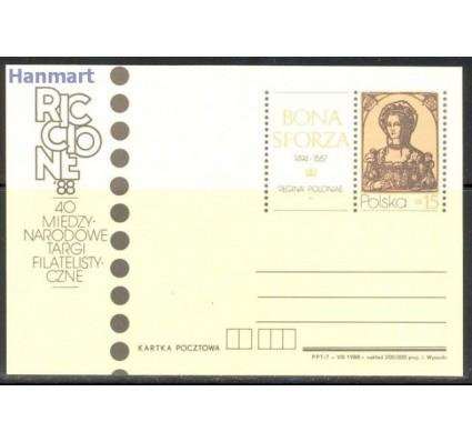 Znaczek Polska 1988 Fi Cp 982 Całostka pocztowa