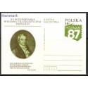 Polska 1987 Fi Cp 959 Całostka pocztowa