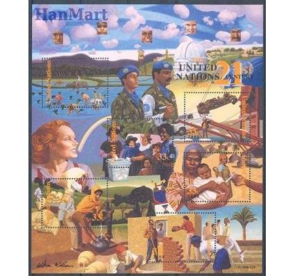 Znaczek Narody Zjednoczone Nowy Jork 2000 Mi bl 19 Czyste **