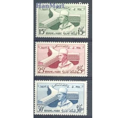 Maroko 1958 Mi 435-437 Czyste **