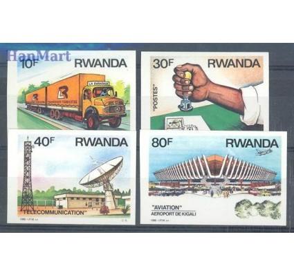 Rwanda 1986 Czyste **