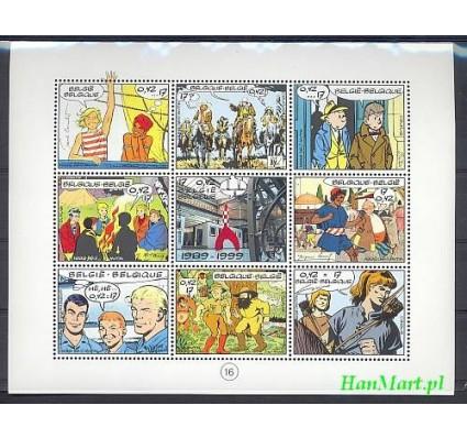 Belgia 1999 Mi ark 2893-2901 Czyste **