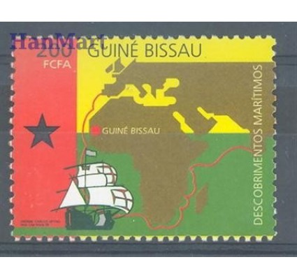 Znaczek Gwinea Bissau 1998 Mi 1262 Czyste **