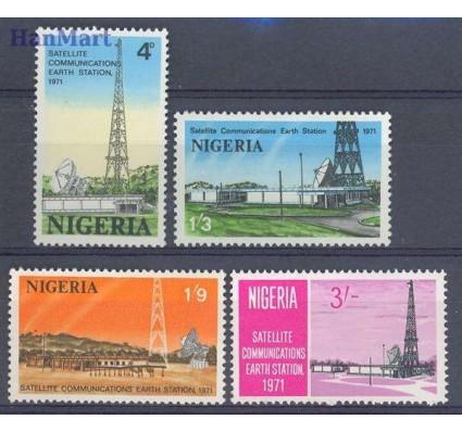 Nigeria 1971 Mi 255-258 Czyste **