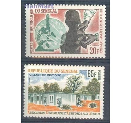 Senegal 1964 Mi 296-297 Czyste **