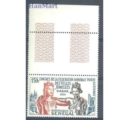Senegal 1964 Mi zf 280 Czyste **