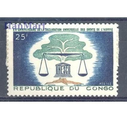 Znaczek Kongo 1963 Mi 38 Czyste **