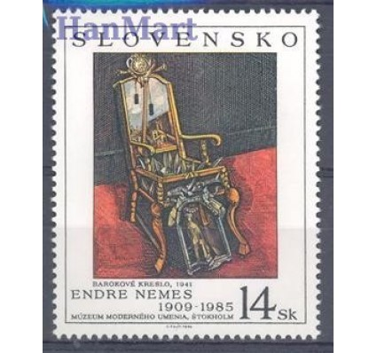 Słowacja 1996 Mi 263 Czyste **