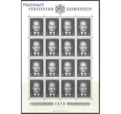 Liechtenstein 1970 Mi ark 531 Czyste **