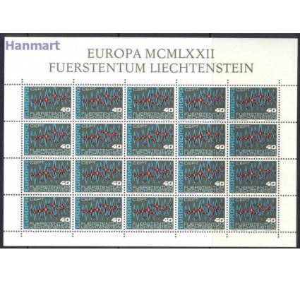 Liechtenstein 1972 Mi ark 564 Czyste **