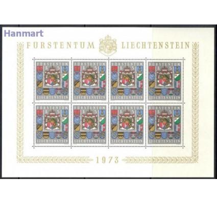 Liechtenstein 1973 Mi ark 590 Czyste **