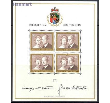 Liechtenstein 1974 Mi ark 614 Czyste **