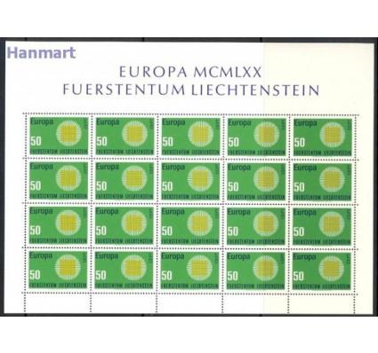 Liechtenstein 1970 Mi ark 525 Czyste **