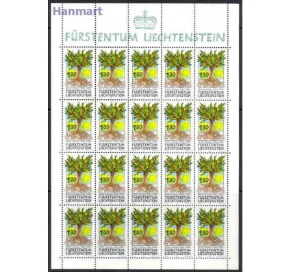 Liechtenstein 1993 Mi ark 1064 Czyste **