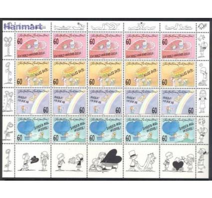 Liechtenstein 1995 Mi ark 1111-1114 Czyste **