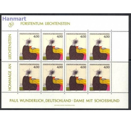 Liechtenstein 1995 Mi ark 1123 Czyste **