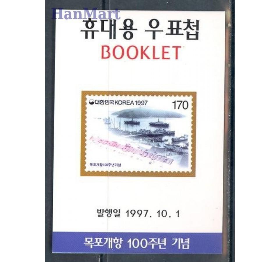 Korea Południowa 1997 Mi mh 1944 Czyste **