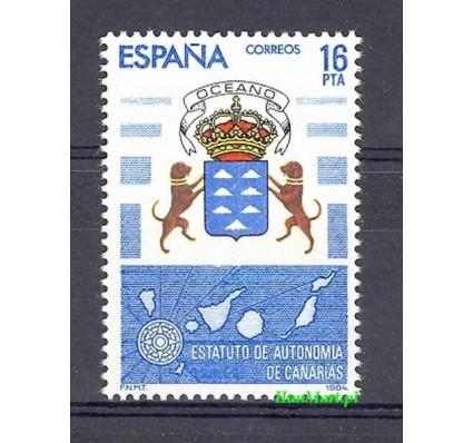 Znaczek Hiszpania 1984 Mi 2636 Czyste **