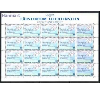 Liechtenstein 1995 Mi ark 1103-1104 Czyste **