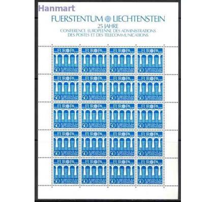 Liechtenstein 1984 Mi ark 837-838 Czyste **