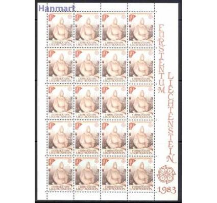 Liechtenstein 1983 Mi ark 816-817 Czyste **