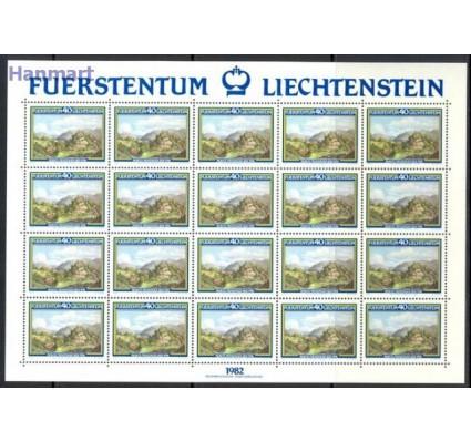 Liechtenstein 1982 Mi ark 806-808 Czyste **
