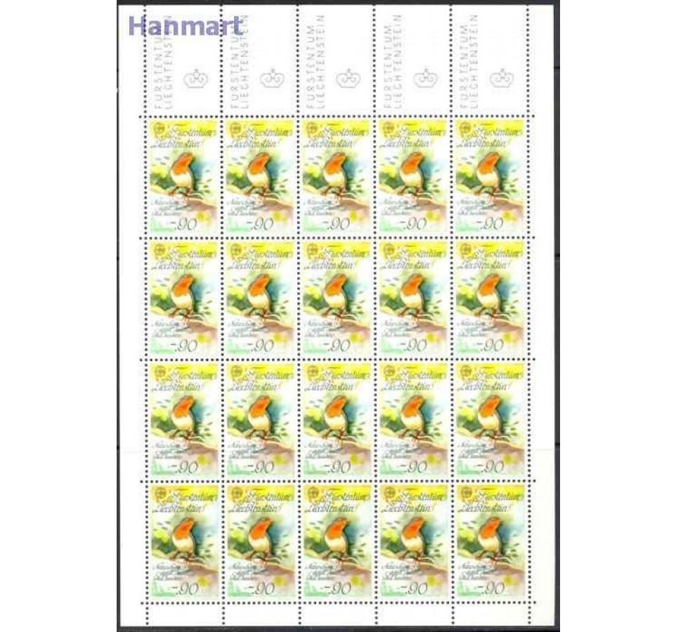 Liechtenstein 1986 Mi ark 893-894 Czyste **