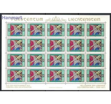 Liechtenstein 1985 Mi ark 890-892 Czyste **