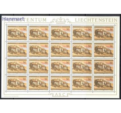Liechtenstein 1985 Mi ark 868-870 Czyste **
