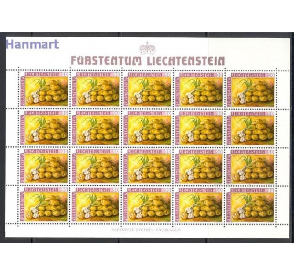 Liechtenstein 1986 Mi ark 904-906 Czyste **