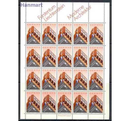 Znaczek Liechtenstein 1987 Mi ark 916-917 Czyste **