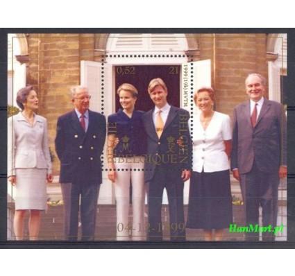 Belgia 1999 Mi bl 74 Czyste **