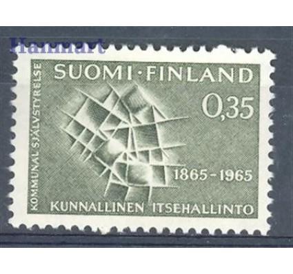 Finlandia 1965 Mi 595 Czyste **