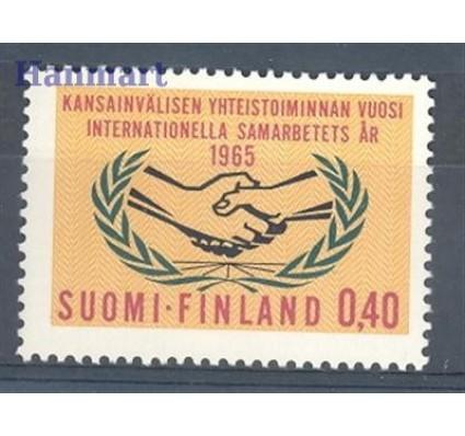 Znaczek Finlandia 1965 Mi 597 Czyste **