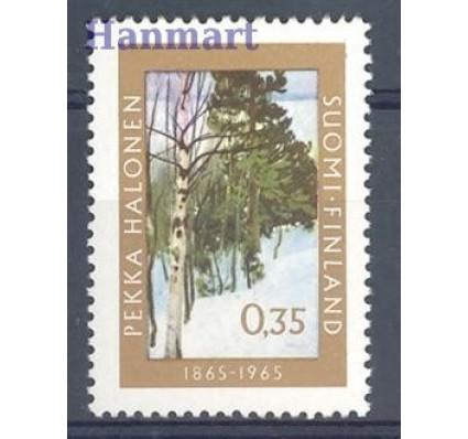 Znaczek Finlandia 1965 Mi 607 Czyste **