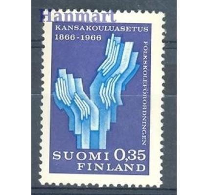 Znaczek Finlandia 1966 Mi 612 Czyste **