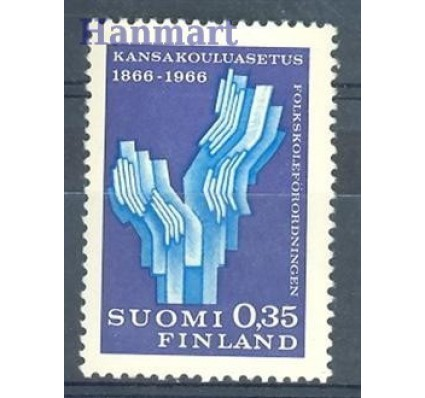 Finlandia 1966 Mi 612 Czyste **