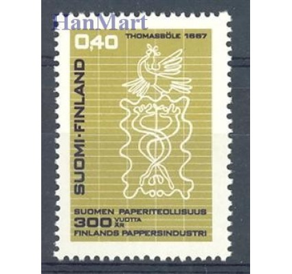 Finlandia 1967 Mi 628 Czyste **