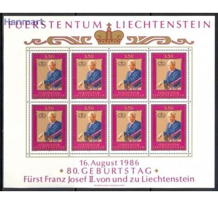 Liechtenstein 1986 Mi ark 903 Czyste **