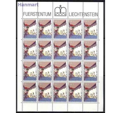 Liechtenstein 1987 Mi ark 919-920 Czyste **