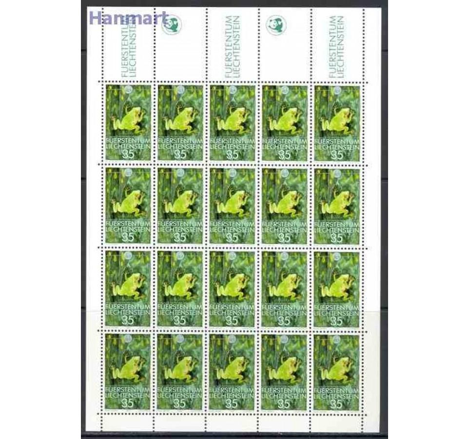 Liechtenstein 1989 Mi ark 967-970 Czyste **