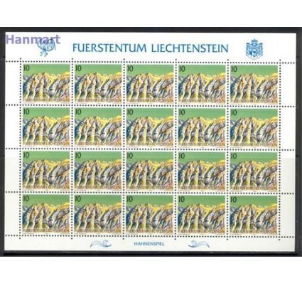 Liechtenstein 1990 Mi ark 1000-1003 Czyste **