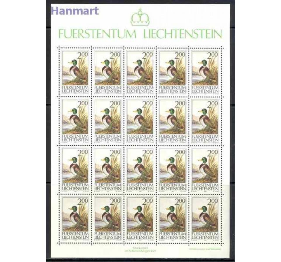 Liechtenstein 1990 Mi ark 997-999 Czyste **