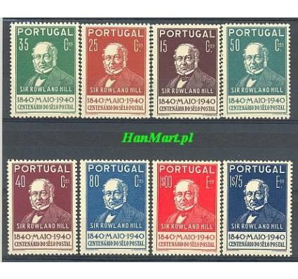 Portugalia 1940 Mi 622-629 Czyste **