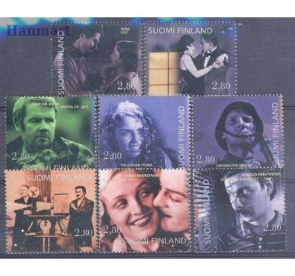 Finlandia 1996 Mi 1337-1344 Czyste **