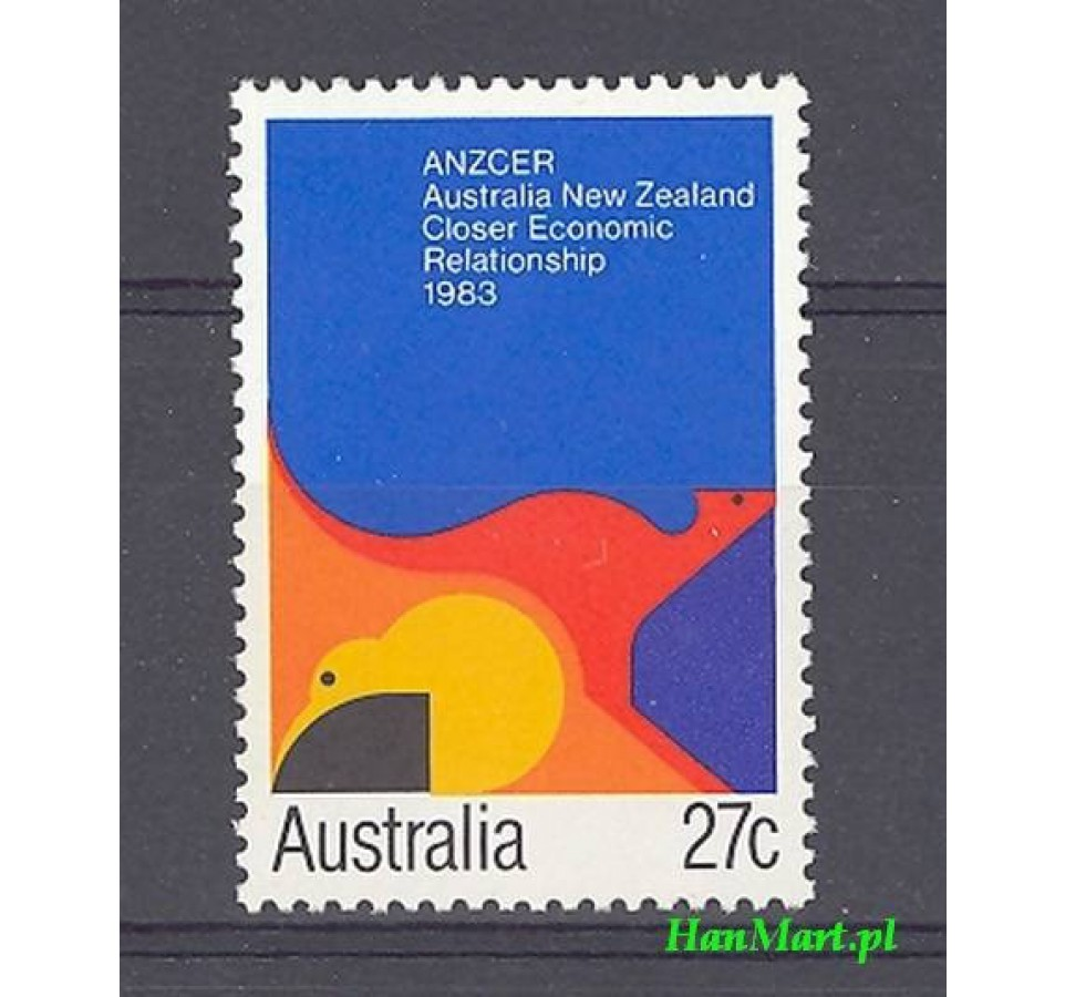 Australia 1983 Mi 830 Czyste **