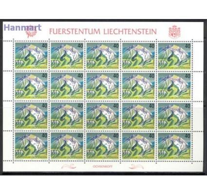 Liechtenstein 1991 Mi ark 1023 Czyste **