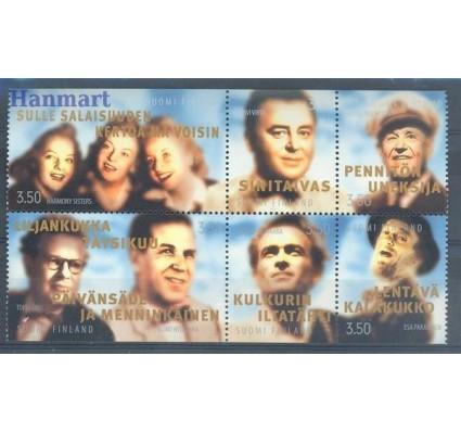 Finlandia 1999 Mi 1485-1490 Czyste **